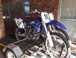 250 YZF and 250 big boy for sale
