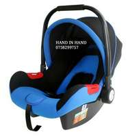 Baby carrier and car seat (2 in 1)