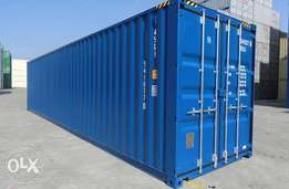 40 feet Containers