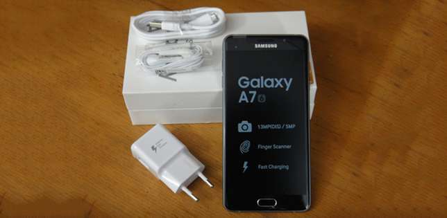 Samsung Galaxy A7 2016 | Brand New Sealed in a Box| 2 Year Warranty Westlands - image 2