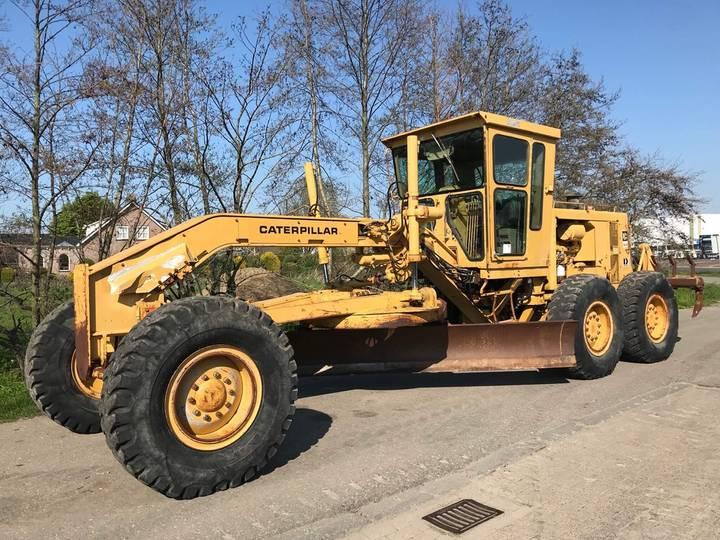 Caterpillar 12G - 1982