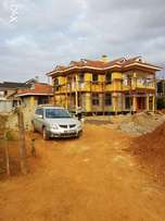 House on a 1/4acre land for sale