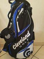 Cleveland Golf stand bag. AS NEW