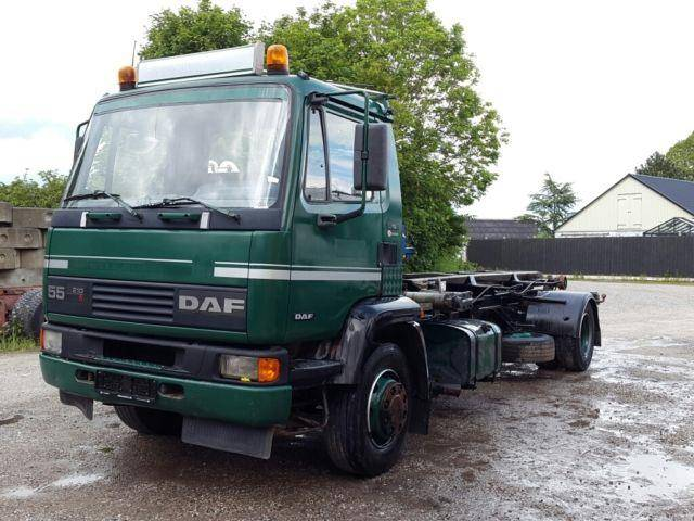 DAF 55.210 2100 Chass/Gestell Manual - 1995