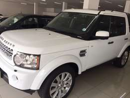 Land Rover 3.0 Discovery 4 HSE