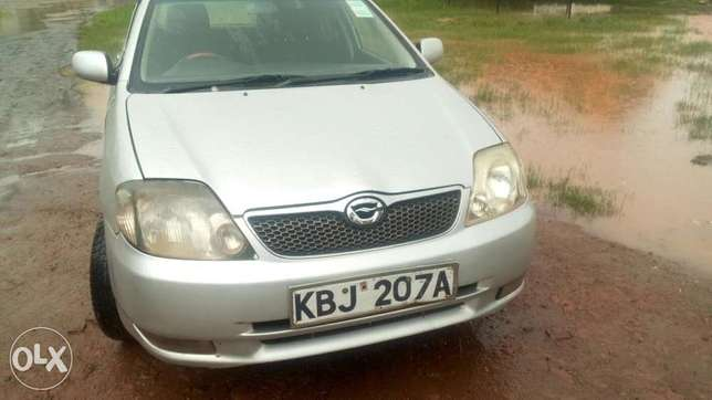 Fielder on urgent sale 550 Thika - image 1