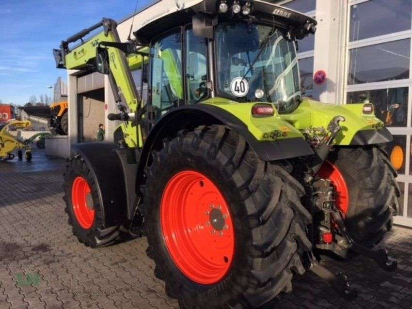 Claas arion 550 cmatic - 2015 - image 5