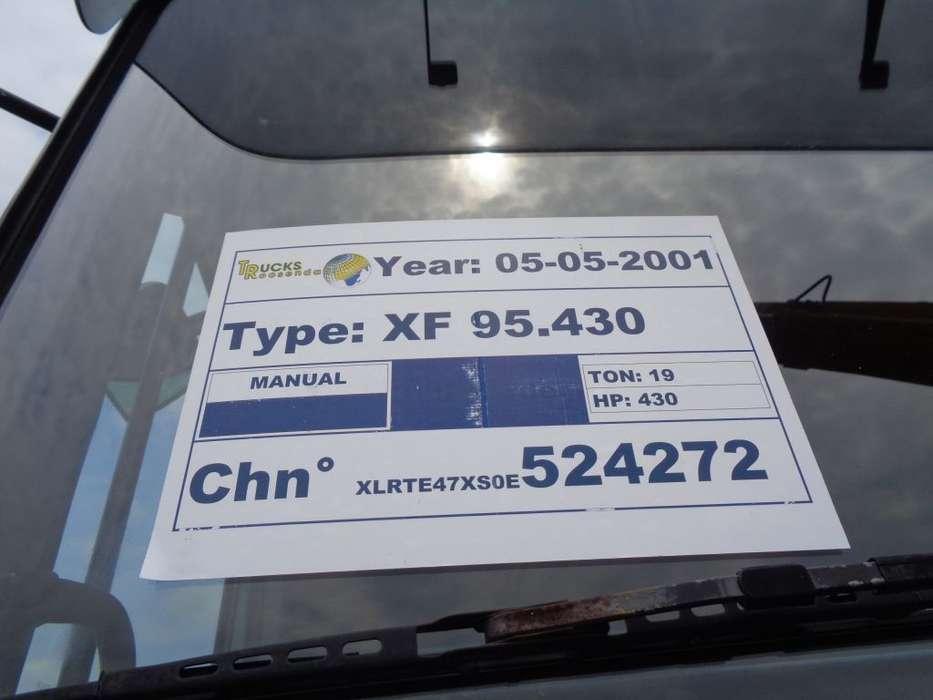 DAF XF 95.430 + Manual - 2001 - image 24