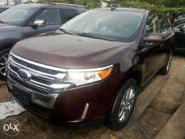 Very clean foreign used 2013 ford edge for sale