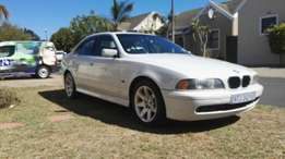 BMW 530i automatic-reasonable offers considered