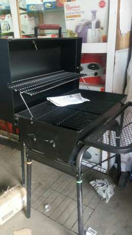 Barbecue charcoal grill new small siz 18000 Big siz 25000 Nairobi CBD - image 4