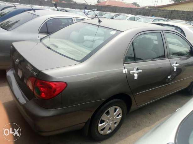 Foreign used 2006 Toyota corolla. Direct tokunbo Apapa - image 6