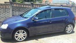 VW golf 5 TDI
