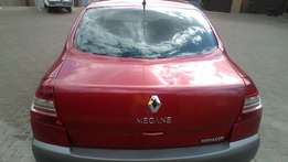 Renault Megane In Great Condition