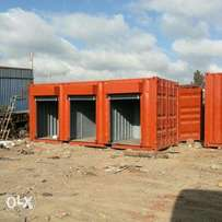 20ft containers for sale (Ksh 190k)