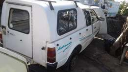1996 Ford Bantam 1.3 Spares in stock(Car already dis-assembled)