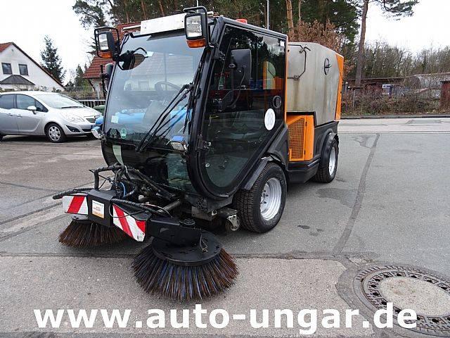 Bucher Nilfisk City Ranger Jungojet 3500 4x4 Kehrmaschine - 2011
