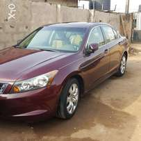 Newly arrived accident free Toks 011 HONDA ACCORD EX