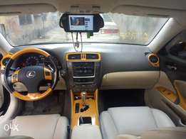 Mint Tokunbo Lexus IS 250 full option
