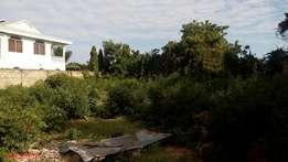 QUARTER ACRE plot for sale in prime part of shanzu in a gated communit