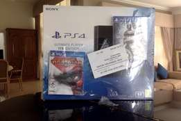Playstation 4 +2 games Brand New!