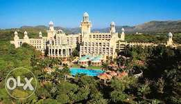 Sun City Vacation Club 17-21 April 6Sleeper Luxury Unit