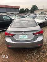 few months Used Hyundai Elantra 2014