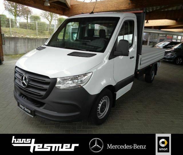 Mercedes-Benz SPRINTER 314 CDI PRITSCHE RD.3665 KLIMA+STH+NAVI - 2018