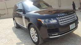 Super neat 2014 Range rover vogue