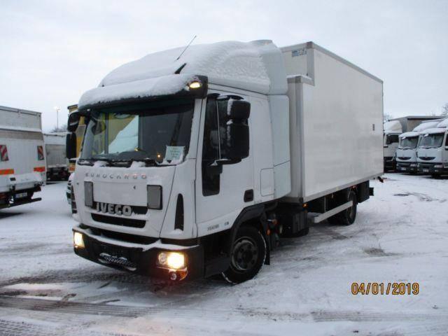 Iveco 75E18 Carrier Xarios 600 10 palet , spani - 2012