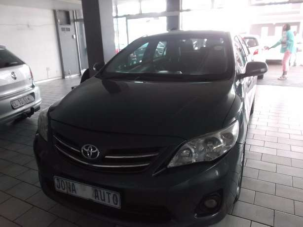 Pre Owned 2012 Toyota Corolla sprinter 1.6 Johannesburg - image 4
