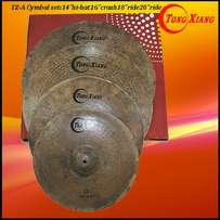 B20 Traditional Chinese Custom black Cymbal For Drums