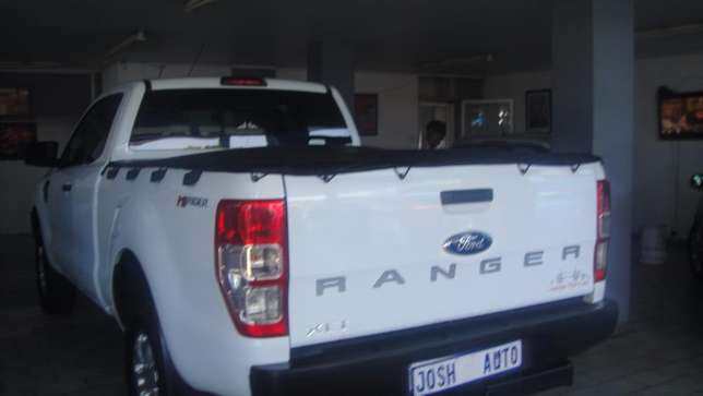 Pre owned 2012 Ford Ranger 2.2 double cab hi rider Bruma - image 6