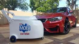 LUCRATIVE Mobile Car Wash for sale 25K