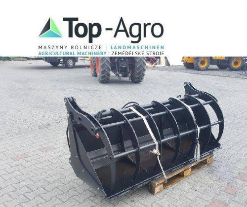Top-Agro Bucket With Grab 1,4m - Direct From Producer! - 2019