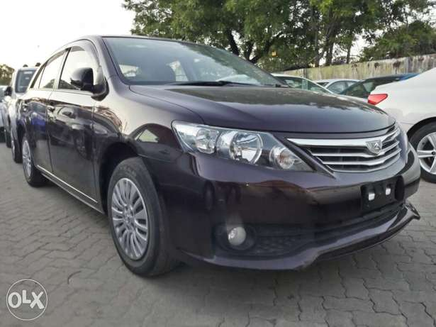 Multiple choices of Toyota Allion on sale KCP number Mombasa Island - image 6