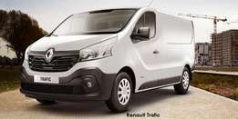 Brand New Renault Trafic From Only R397 900.00