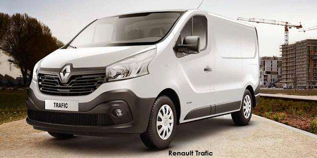 Brand New Renault Trafic From Only R397 900.00 Amanzimtoti - image 1