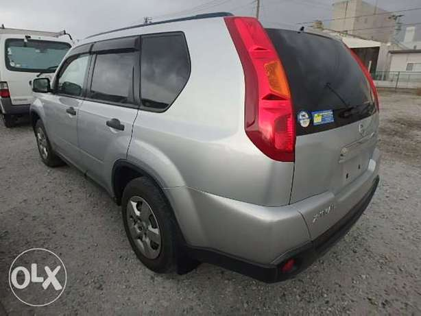 Nissan X-Trail Year 2010 Model Automatic 4WD Silver Color KCN Nairobi West - image 6