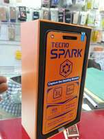 Tecno spark original new arrival with fingerprint lock