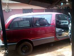 Clean Toyota Previa for sale