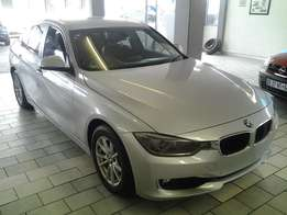 2012 BMW 320d F30 3-Series Auto for sell R205 000