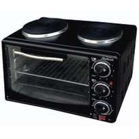 Sunbeam 2 plate stove with oven