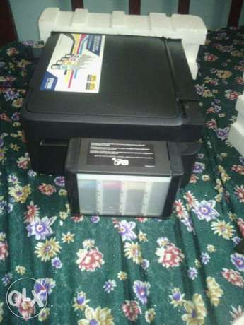 Slightly Used Epson commercial 3-in-one printer Nairobi CBD - image 1