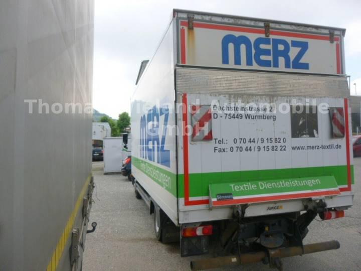 Mercedes-Benz Atego 823 L Koffer, LBW, Klima, 2xAHK, Automatic - 2014 - image 4