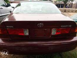 Tokunbo Toyota Camry 01