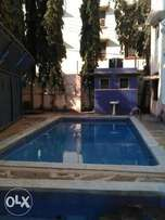 FURNISHED 2 bedroom with swimming pool at cinemax