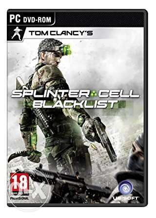 SPLINTER CELL Blacklist PC (copy&paste/play) Rumumasi - image 1