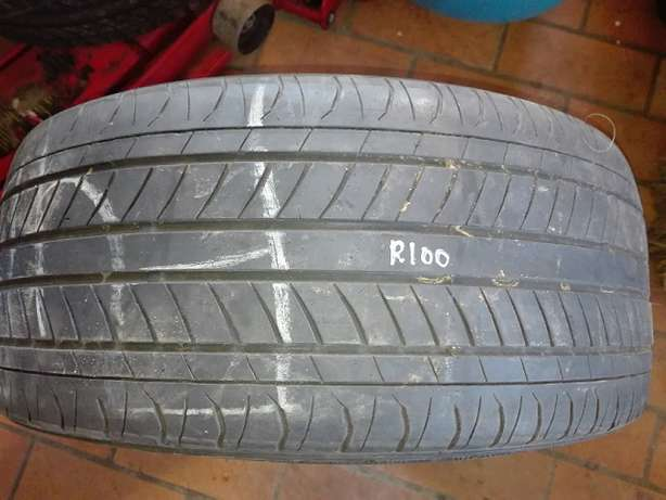 17 inch Used Tyres For Sale Durban - image 1