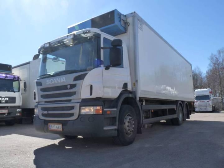 Scania P 360 6x2 - 2013